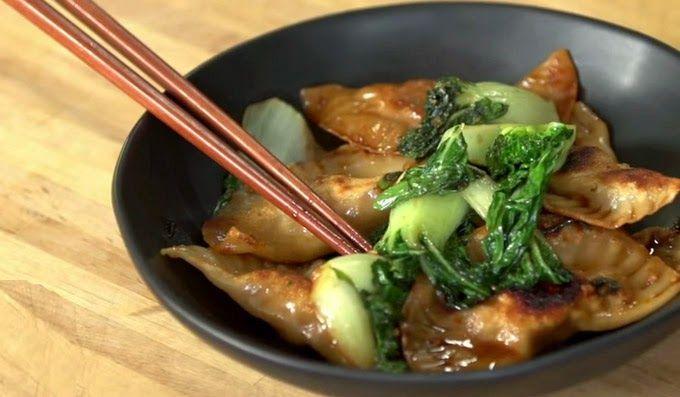 Ricette e Segreti in Cucina : In Giappone si chiamano Gyoza