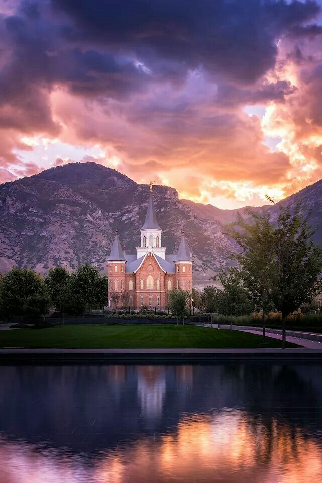 Provo City Center LDS Temple, Utah