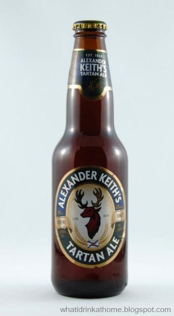 Alexander Keith's Tartan Ale Review