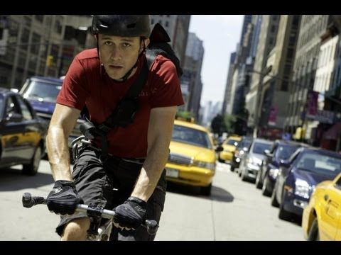 Premium Rush - Action film starring Joseph Gordon Levitt as a bike messenger in NY