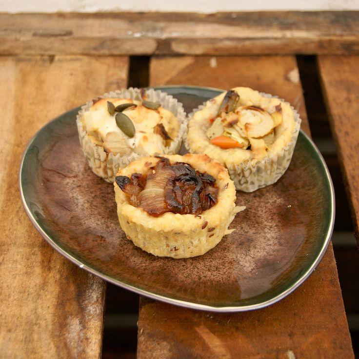 Wintertijd! Tijd voor wintertaarten. Ik maakte recepten van hartige taart met witlof en knolselder en uientaartjes. Welke vind jij het lekkerst?