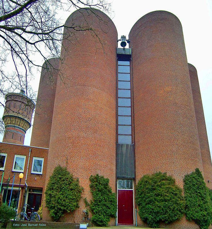 Rehobothkerk en Watertoren, Zeist