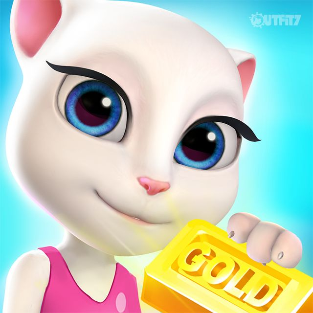 How are you guys liking Talking Tom Gold Run? Share your best score with me in the comments! xo, Talking Angela #TalkingAngela #MyTalkingAngela #LittleKitties #TomGoldRun #TalkingTomGoldRun #run #gold #TalkingTom#wanted #robber #TalkingTom #TalkingHank #TalkingBen #TalkingGinger #runner #infinite #game #new #app