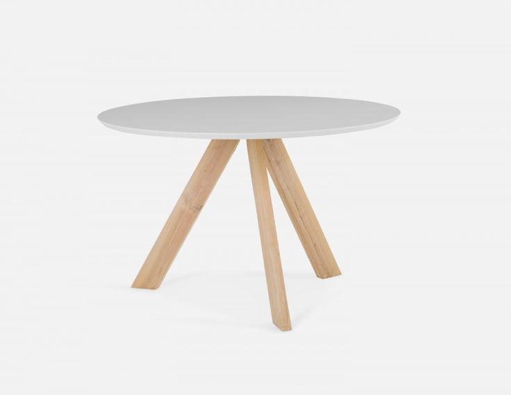 SAVANA - Dining table - White