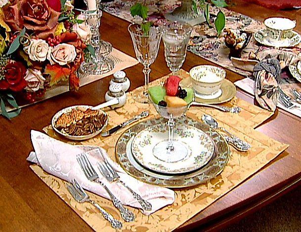 Best 25 Formal Table Settings ideas on Pinterest Table  : 190a671b73ad001d6f81a93d728000d3 formal table settings dinner table settings from www.pinterest.com size 609 x 470 jpeg 91kB