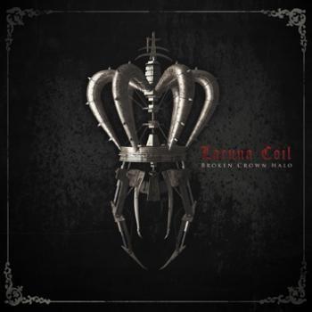 """L'album dei #LacunaCoil intitolato """"Broken Crown Halo""""."""
