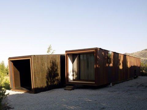 Estudio palma casa container containers pinterest - Casas container precio ...