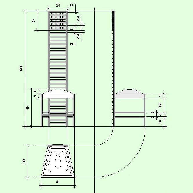 Hill House chair. Charles Rennie Mackintosh 1902