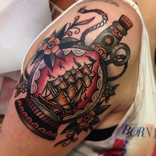 1752 best images about traditional tattoo on pinterest for Tattoos of houston