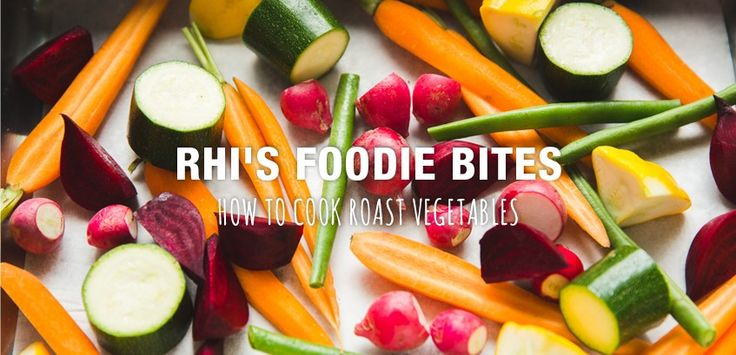 How To Cook The Perfect Roast Vegetables | Move Nourish Believe