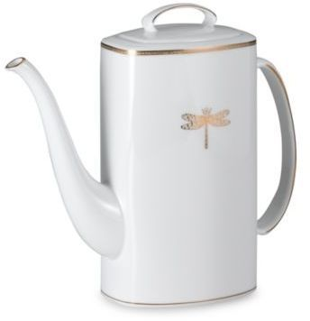 Kate Spade June LaneTM Gold 52-Ounce Coffee Pot