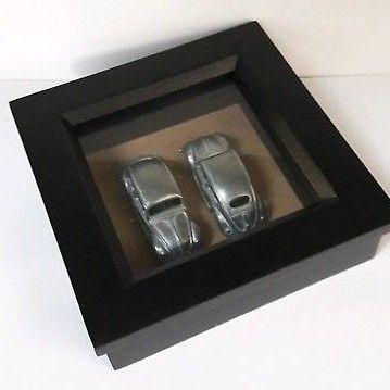 Metal Oval Beetle Glass Fronted Wooden Box Frame Art . stores.ebay.co.uk/autocraftmodels  . . . #fusca #fuscalovers #fuscaclub #fuscagram #ovali #käfer #oldbug #beetle #kafer #ovalbeetle #ovalbug #1950s #1960s #vocho #vochos #vochomania #oldbeetle #oldbeetles #oldbeetleclub #vintagebeetle #classicbeetle #aircooled #ovalwindow #beetlebug #beetlelove #boxframe #boxframeart