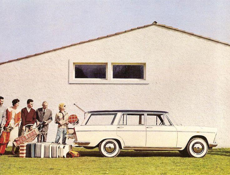 Fiat 1800  familiare 1960