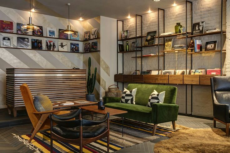 Design-led concept store Clerkenwell London * Interiors * The Inner Interiorista   Estilo ...