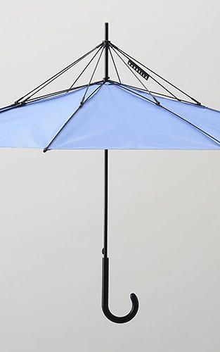 A Clever Umbrella That Won't Get Your Stuff Wet | Co.Design | business + innovation + design