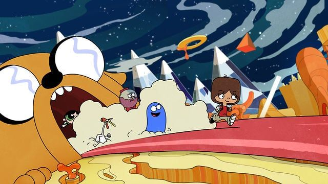 Our friends at Cartoon Network got in touch earlier in the year to ask us to work with them on a music video for their 20th Birthday celebrations. Needless to say we jumped at the chance and we started work on an epic 2 minute long video featuring original music from Mad Decent and nearly every character Cartoon Network has aired over the past 20 years. The video finally premiered on the 1st of October and will appear on Cartoon Network throughout the month of October and is also available…