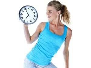 Time Management and Your Fitness