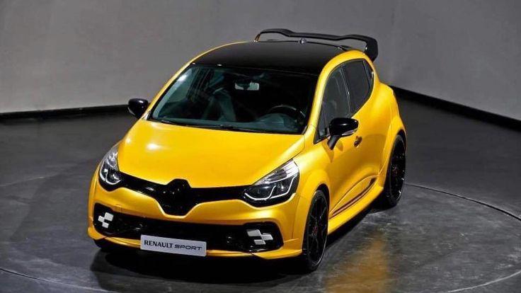 Renault Clio RS концепт