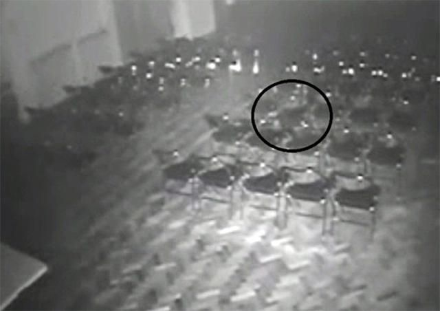 Astonishing evidence: The best ghost videos ever taken: Watch things get moved by unseen hands.