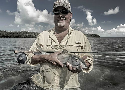 Key West Fly Fishing Guide - Captain Lenny
