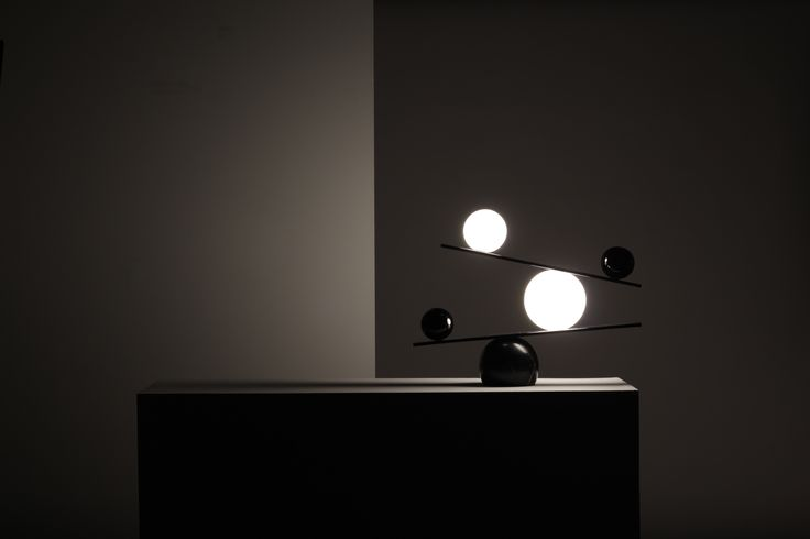 THE TABLE LAMP BALANCE BY THE SPANISH DESIGNER VICTOR CASTANERA   #Balance #artistic #designs #interiordesign #lightdesign #interior #interiordesigner #interiorlovers #designhotels #boutiquehotels #boutiquehomes #cirratalamp #lightdesign #lighting #lampdesign #interior #interiorinspiration #design #nordicdesign #decoration #homedecoration #homedesign #interiorlovers #interior4all #interiorforyou #interior123 #skandinaviskehjem #interiores #instadecor #modernart