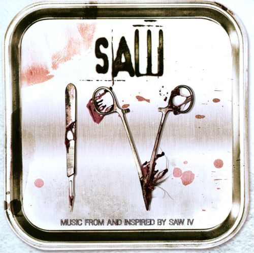 Saw IV: Music From And Inspired By Saw IV [CD]