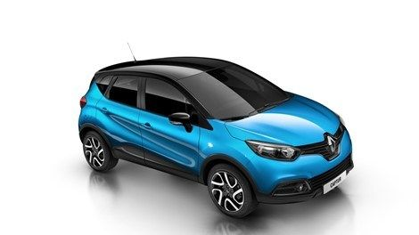 Colours | Renault CAPTUR | Renault UAE