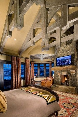 rustic master bedroom. Best 25  Rustic master bedroom design ideas on Pinterest Blue paint for Grey check curtains and Wall colors