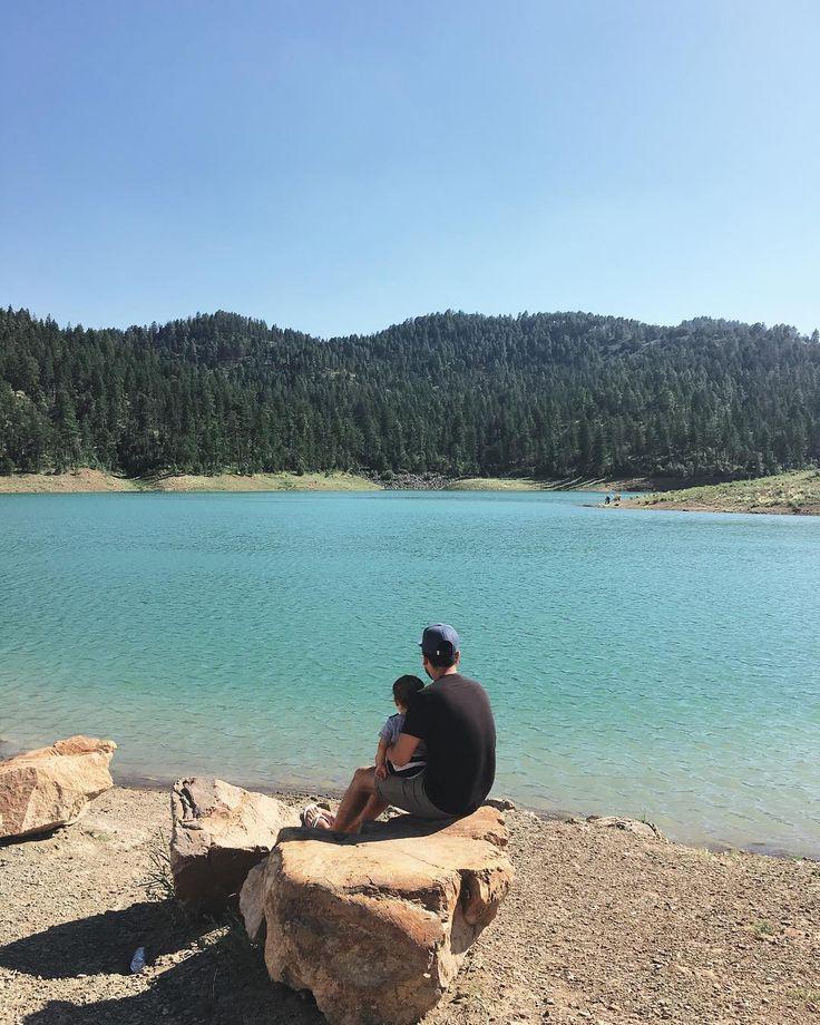 Grindstone Lake - Ruidoso, New Mexico, USA