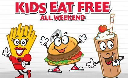Kids Eat Free List of Restaurants in Tulsa Area - MoneySavingQueen - May 2014