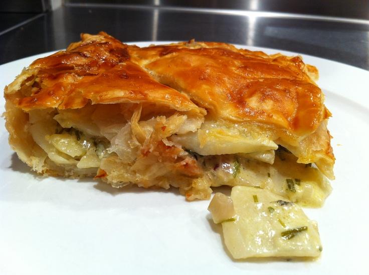 french potato pie