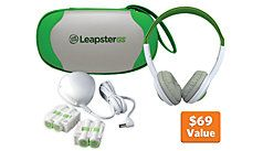 LeapsterGS Explorer™ Recharger Pack | LeapFrog Would be great for the kids in my Daycare/preschool!!