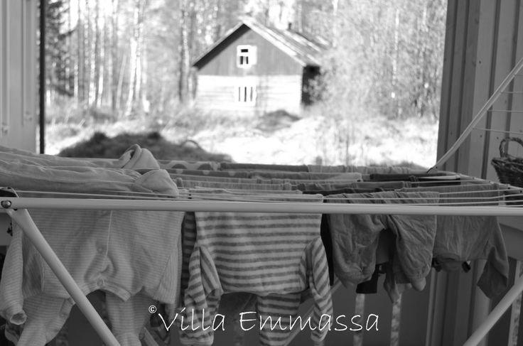 Villa Emmassa: Kirppisbongailua