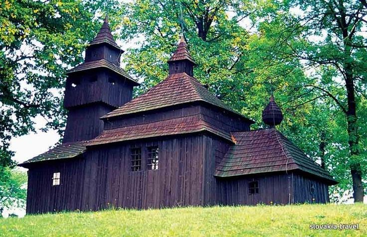 Wooden Church - Kožany, Slovakia