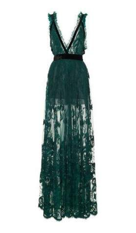 46 trendy ideas for dress fall green haute couture