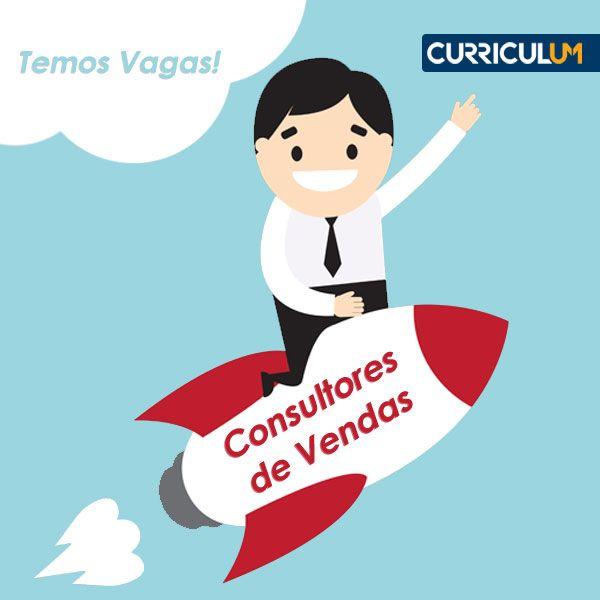 Vagas de emprego para consultores de vendas: candidate-se AQUI!