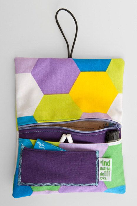 Rolling tobacco pouch. I hate the smell of tobacco but I am sure I could use this pouch.