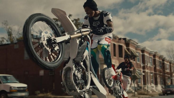 Great Trailer For The Baltimore Dirt Bike Rider Film Charm City Kings Hollywood Losangeles Actor Film Movie Movies In 2020 Celebrity Film Bike Rider Geek Movies