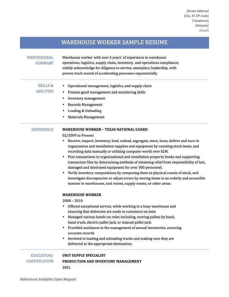 18 best Resume Inspiration images on Pinterest Sample resume, Cv