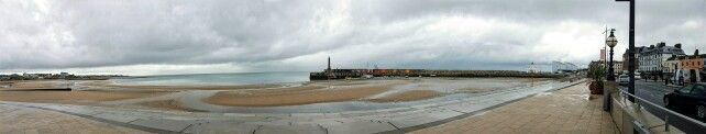 Margate Beach in Margate, Kent