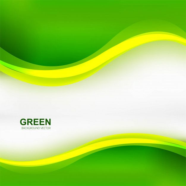 Download Elegant Stylish Green Wave Background For Free In 2020