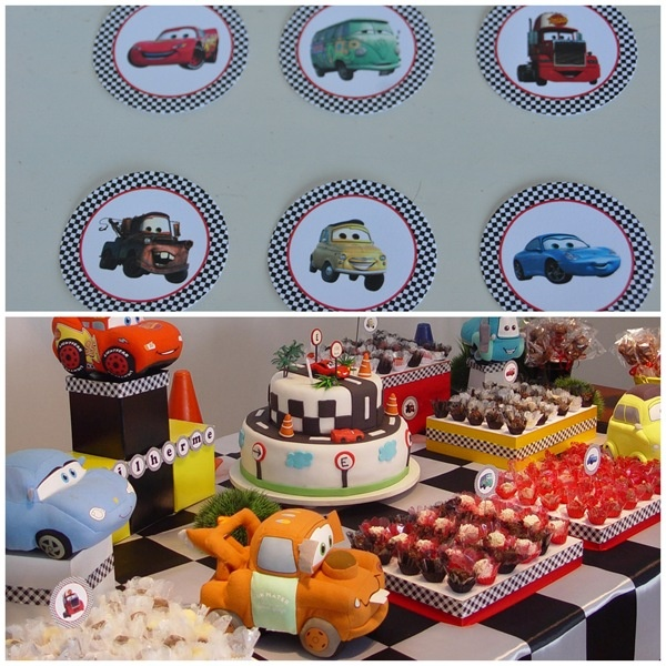 Cars Party- someone please do this for me!! Lol