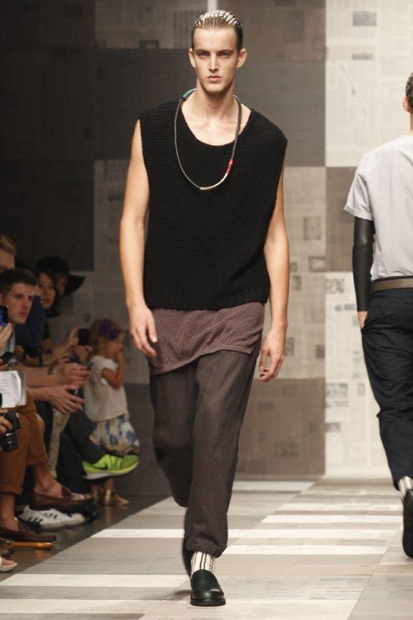 Best In Shows Spring/Summer Menswear 2013 | Robert Geller: Springsumm Menswear