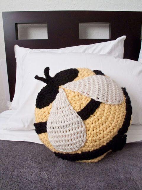 Gypsymade: I Heart Crochet BEE!