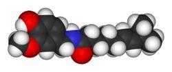 Molécula da semana - Capsaicina