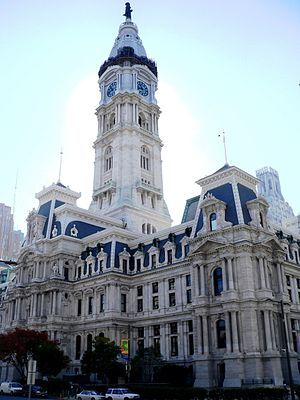 5. Philadelphia City Hall