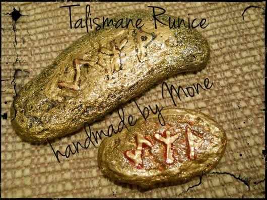 Talismane Runice: Talisman Runic EOT (Eihwaz, Eolh, Thurisaz)