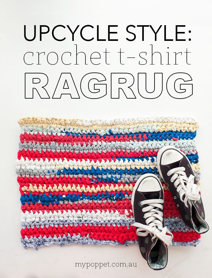 Best UPCYCLE Upcycle And Recycle Project Ideas Images On - Diy rugs projects