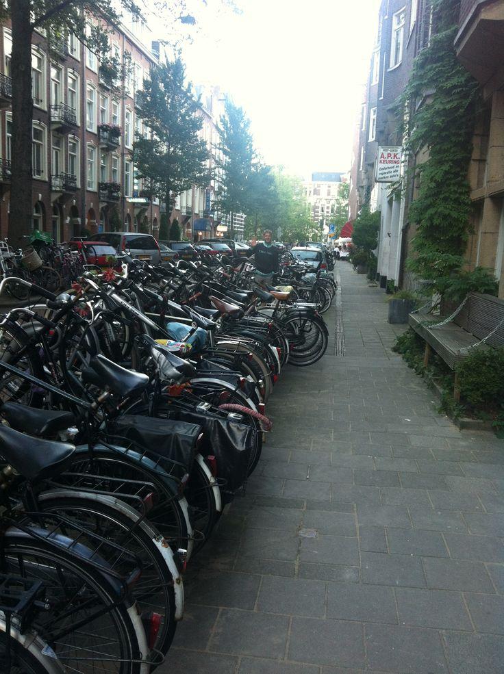 Amsterdam :)