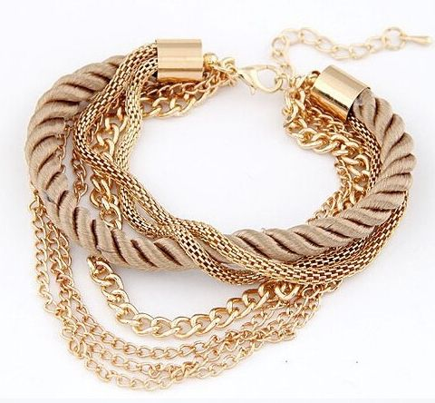 Golden Soul! A perfect wrist deco!